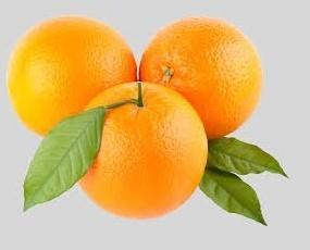 Naranjas cal 7-8 ecológico. Naranjas Valencia-Late
