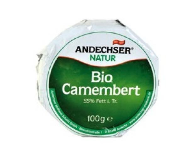 Queso camembert. Queso camembert ecológico