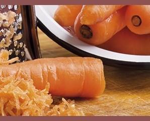 Zanahorias.Crudas o cocidas, utilízalas como más te guste