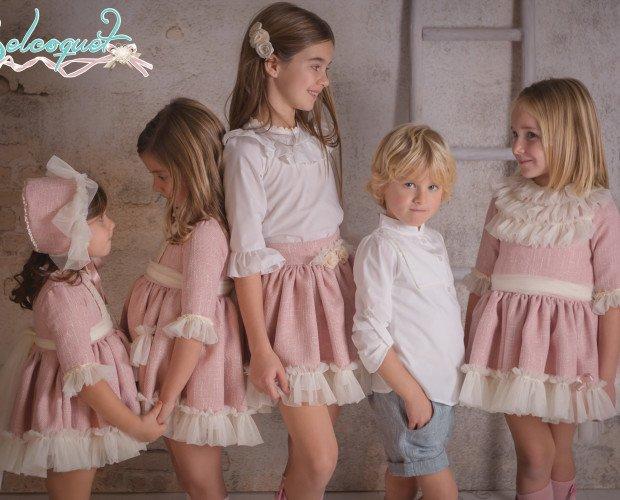 Vestidos Infantiles.Jesusitos, vestidos de vuelo, falda y niño.