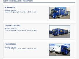 Transporte mercancía