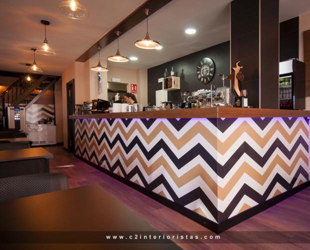 Restaurante. Proyecto de interiorismo para Restaurante