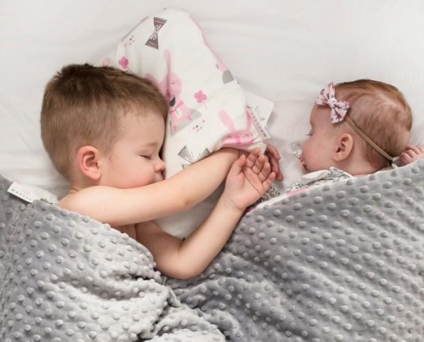 Textil para Bebés. Mantas para Bebés. Artículos fabricados con materiales orgánicos