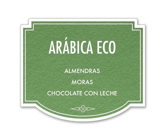 Arábiga ECO. Excelente calidad