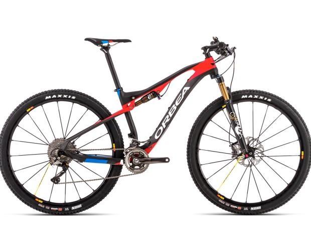 Bicicleta de montaña. Bicicleta de montaña
