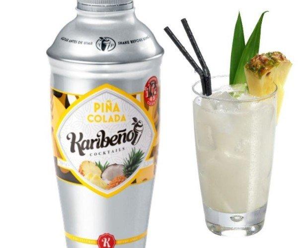 Mojito Karibeño Cocktails. Esta elaborado con los mejores ingredientes naturales de mercado