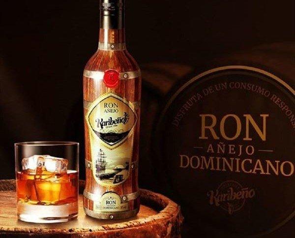Ron Añejo Karibeño. El mejor Ron del Caribe Dominicano