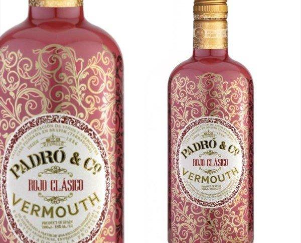 Padró & Co Rojo Clasico. Hacemos homenaje al vermuth tradicional que se vendía en las bodegas