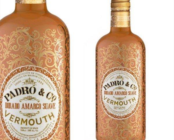 Padró & Co Dorado Amargo Suave. La artemisia es su hierba principal históricamente