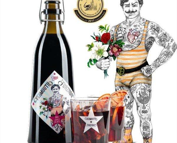 Forzudo Vermouth. El mejor vino, Doña Blanca, especias seleccionadas y una bodega con más de 200 años de tradición