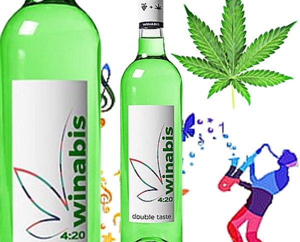 Winabis. Vino y Cannabis la combinación más sorprendente