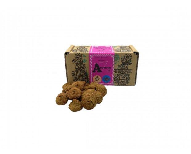 Snacks Abueletes. Favorecen a las articulaciones y las funciones vitales de estos perretes