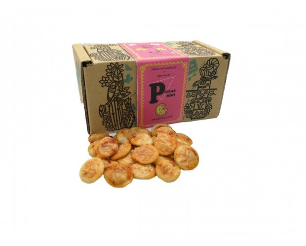 Mini Wanipizzas. Uno de nuestros productos más especiales para nuestros amigos