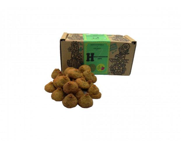 Snacks 100% Hipoalergénicas. Ideales para perros con intolerancias o alergias alimentarias