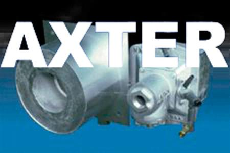 Quemador Axter. Quemadores industriales y recambios. Axter