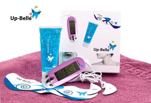 Up-belle. Aparato de electro estimulación muscular