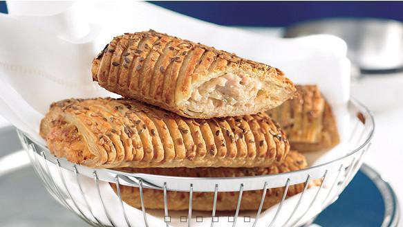 Pan congelado. Gran variedad para hostelería