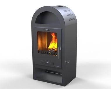 Calefacción.Disponemos de varios modelos de estufas de leña dependiendo de las necesidades de cada cliente.