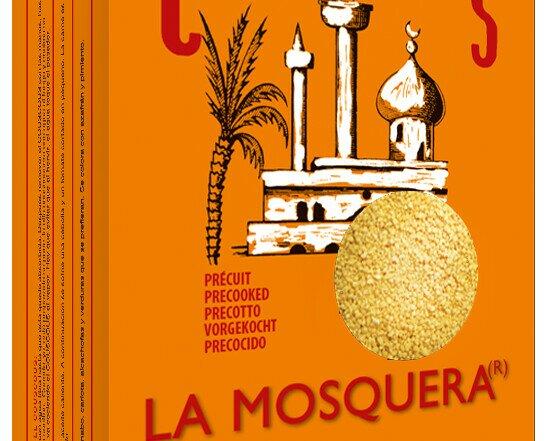 Cuscús.Delicioso cuscús de nuestra marca: La Mosquera.