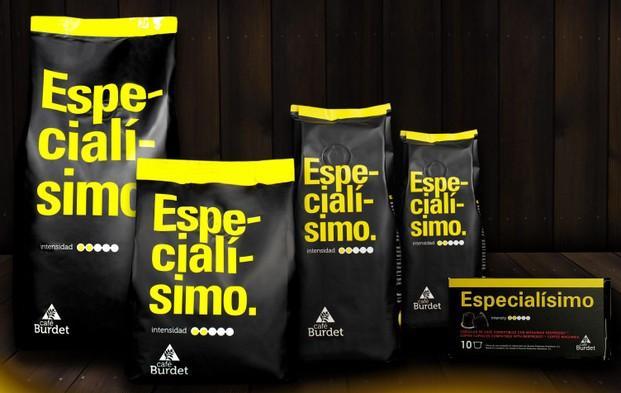 Café en grano Especialisimo