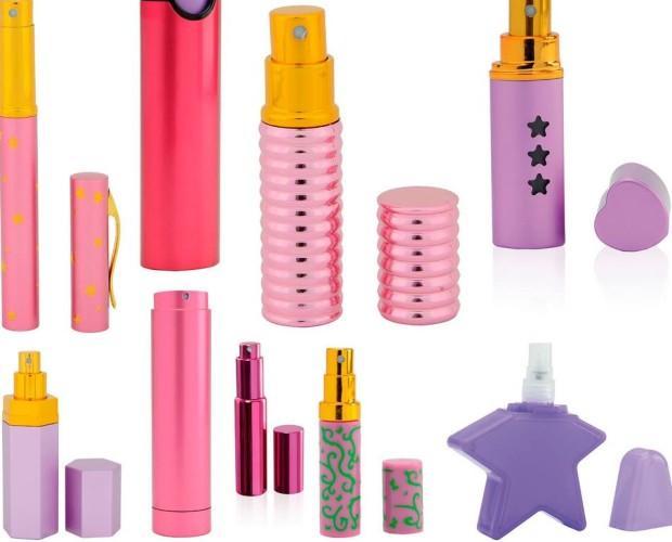 Fragancias y Desodorantes. Perfumes. Gran variedad en perfumadores y accesorios