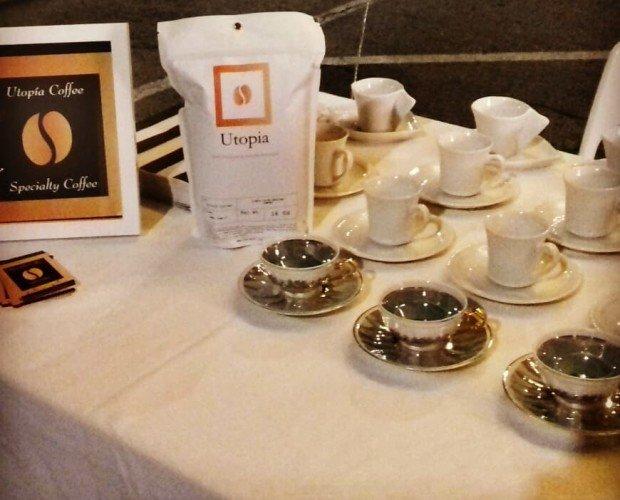specialty coffee. selección de cafés