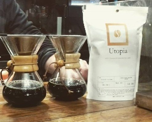 Utopìa Coffee (500g).