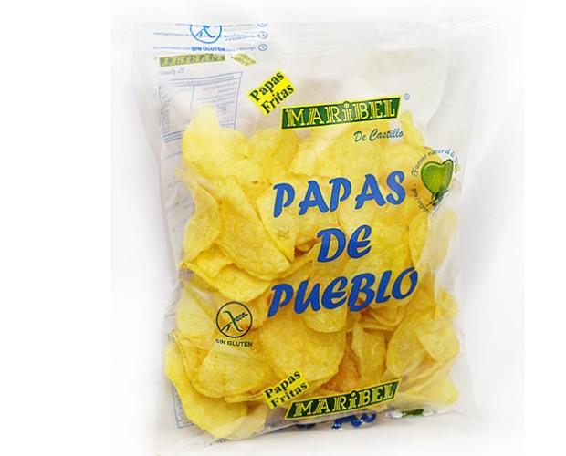 Patatas fritas . La mejor calidad y precio del mercado