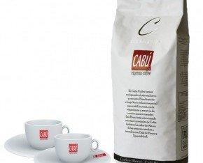 Café Molido.Café en grano para la hostelería. Bolsa de kilo