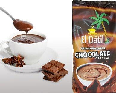 CHOCOLATE A LA TAZA. EN BOLSA DE KILO O SOBRE INDIVIDUAL.