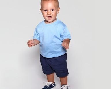 Camiseta Baby. Camiseta manga corta para bebé