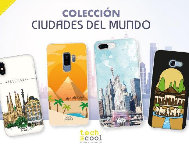 Colección Ciudades del Mundo. Colección temática para tus móviles