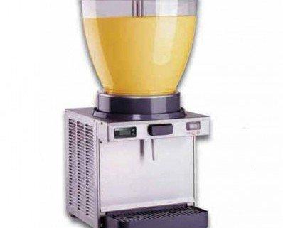 Distribuidor de zumo 12 litros. Distribuidor de zumo natural Para la refrigeración y distribución de zumos Deposito de policarbonato no toxico Termostato...