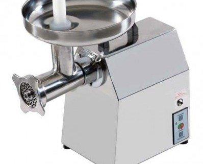 Picadora de acero inoxidable 22mm. Fabricadas enteramente en acero inoxidable. - Cuerpo picador fácilmente desmontable del bloque-motor. - Panel de...