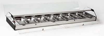 Vitrinas Refrigeradas.Amplia gama de equipos de frio comercial