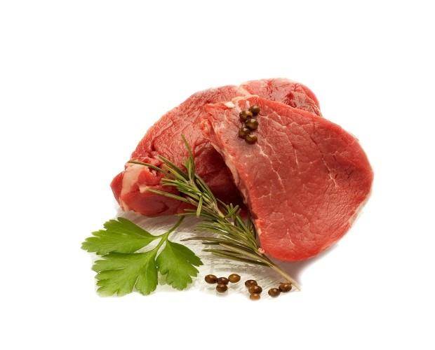 Carne de ternera. Carne de primera calidad