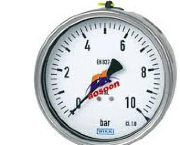 Medidores de Presión.Medidores de presión