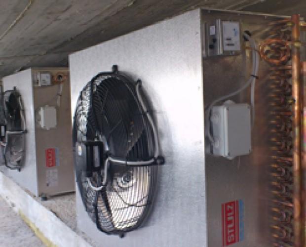 instaladores de climatización. sistemas de climatización