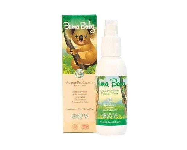 Productos Naturales para Cuidado del Bebé. Colonias Naturales para Bebés. Delicada Agua Perfumada sin alcohol específicamente formulada para suavizar y refrescar la piel de los bebés y los niños