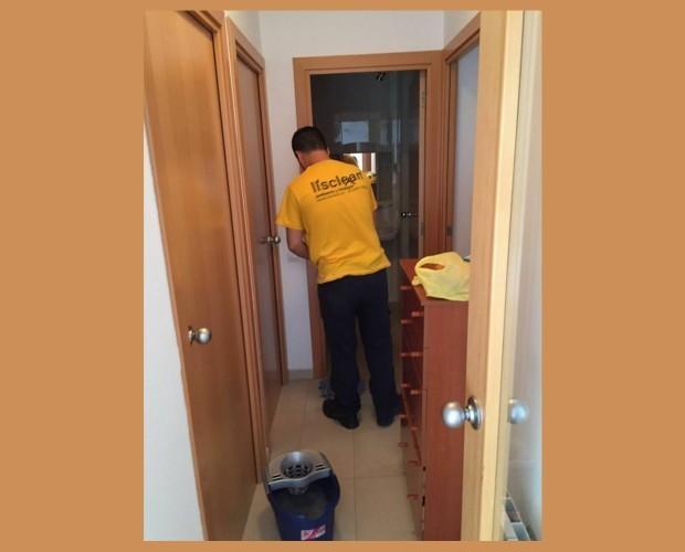 Limpieza de hogares. Todo tipo de limpiezas en el hogar