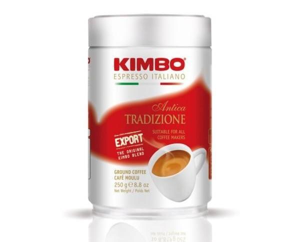 Café molido Kimbo