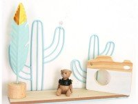 Osito y Cactus
