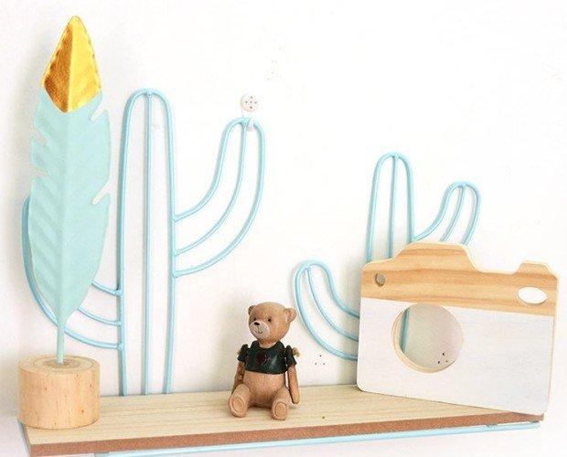 Osito y Cactus. Cactus y osito