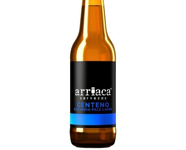 Arriaca CENTENO. Cerveza especial estilo Rye India Pale Lager. Volumen Acohol: 5,2%