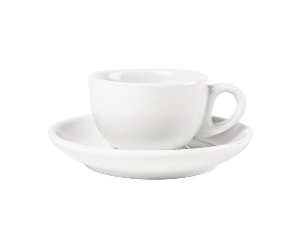 Tazas de café. Café solo