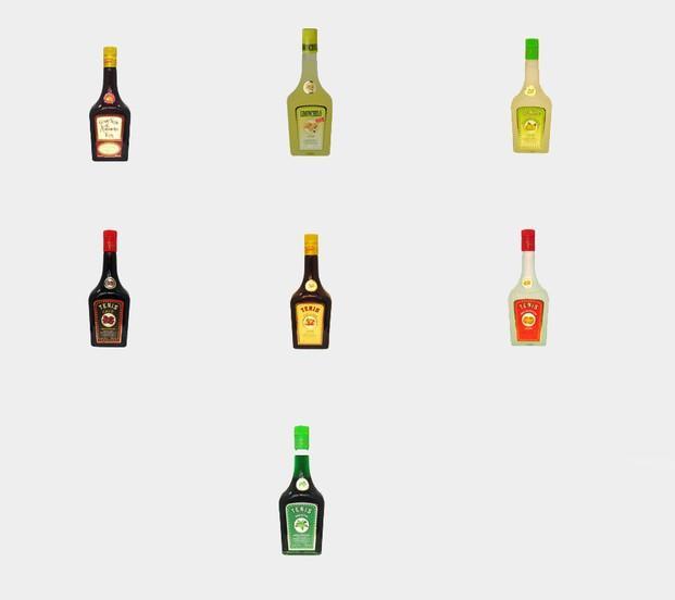 Licores. Descubra nuestra variedad de licores