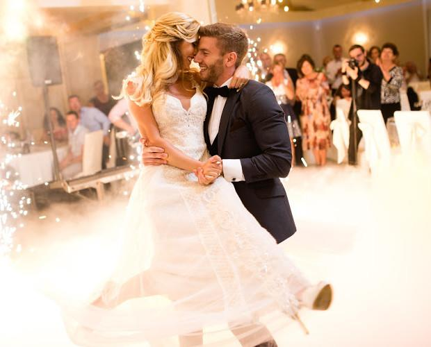 Decoración de Eventos.Baile de boda