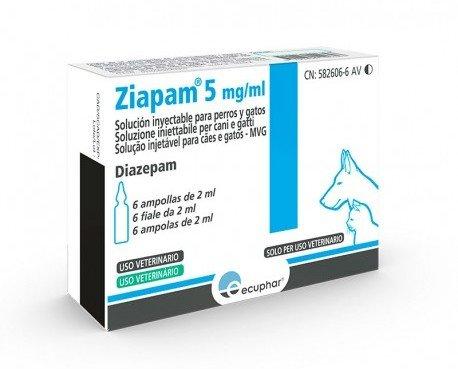 Ziapam. Diazepam