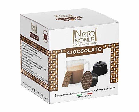 Chocolate. Moka clásico