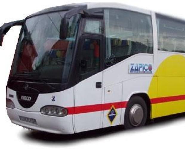 autocares. Ofrecemos el servicio de transporte por carretera